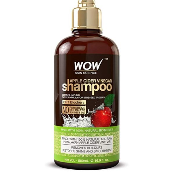 Apple Cider Vinegar Shampoo, WOW, cherie