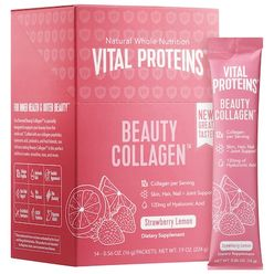 Beauty Collagen – Strawberry Lemon