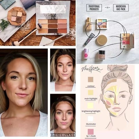 Maskcara Beauty 3D foundation