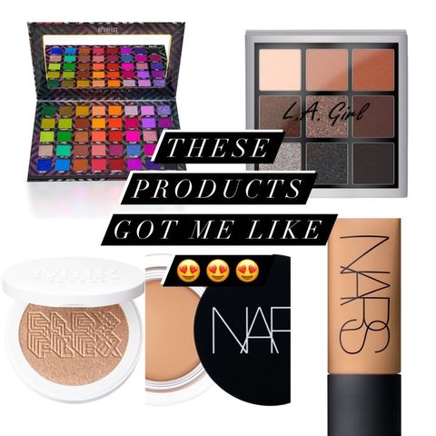 YOU NEED THESE PRODUCTS HUNNY. 💋💫