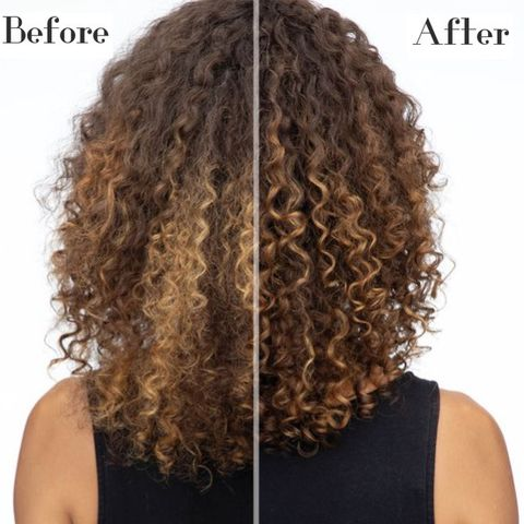 How to avoid dry and brittle curly hair? My secret is...