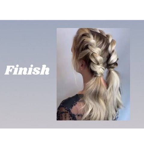 😱Believe or not, this cute hairstyle will make you look younger!