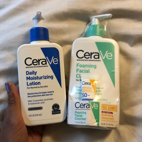 CeraVe Oohlala!!