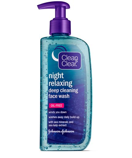 Share NIGHT RELAXIN Deep Cleaning Face Wash