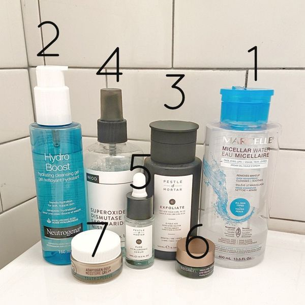 PM Routine for Normal Skin | Cherie