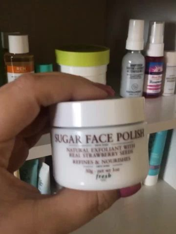 fresh - Sugar Face Polish Exfo