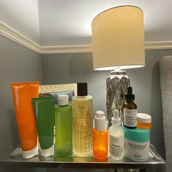 This daily morning routine has saved my skin 🍊 | Cherie