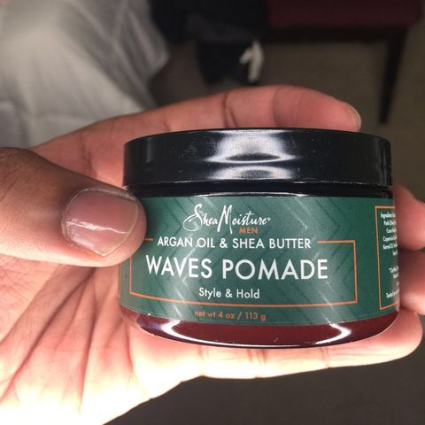 Shea Moisture Men Waves Pomade