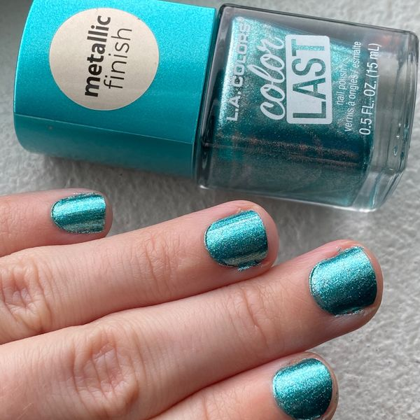 A Nail Polish with Sentimental Value | Cherie