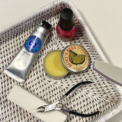 Tips for soft healthy nail cuticles