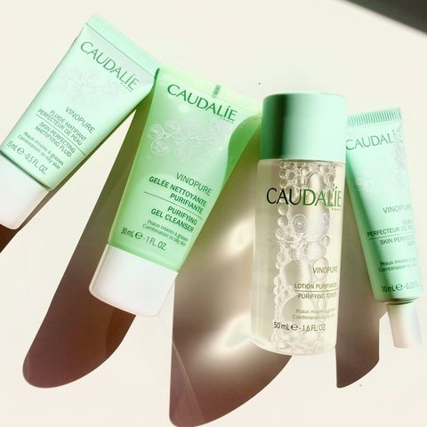 I tried and loved caudalies  V