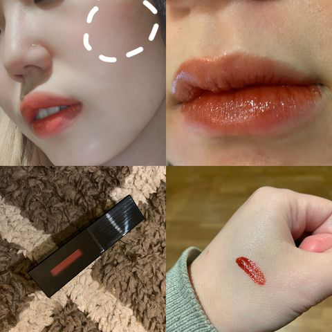 A multitasking Lip stain that creates a cohesive and harmonious overall look