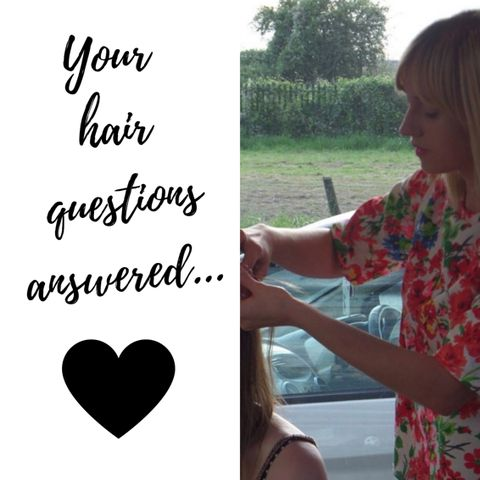 Attention!✨Your hair questions answered!