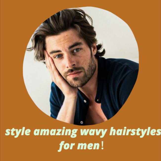 Best Tips And Tricks For Men To Style Wavy Hair