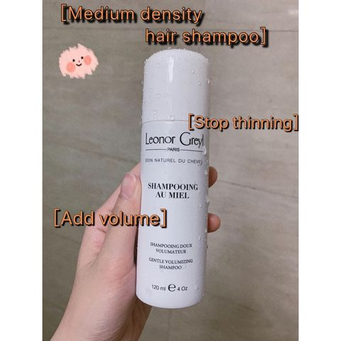 If you are looking for volume and shine, this is the shampoo for you!
