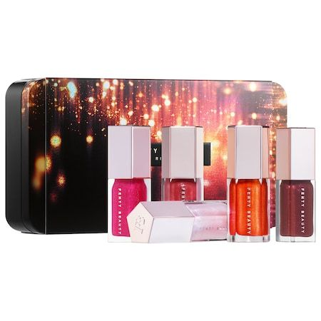 Glossy Posse Mini Gloss Bomb Set