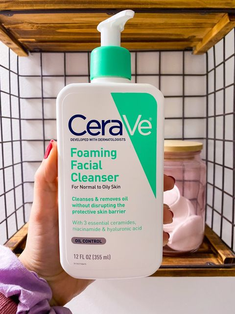 Great Cleanser for Oily Skin