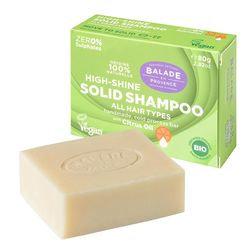 High Shine Solid Shampoo