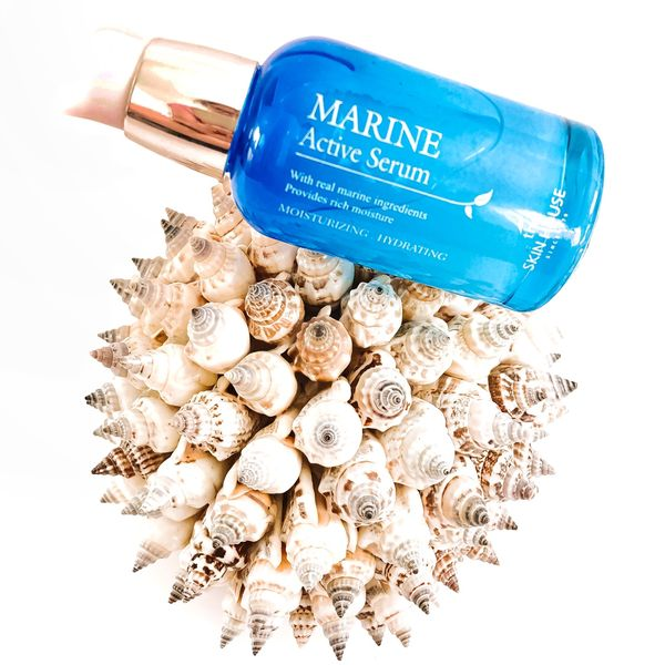 The Skin House - Marine Active Serum PR| If you are looking for a hydrating... | Cherie