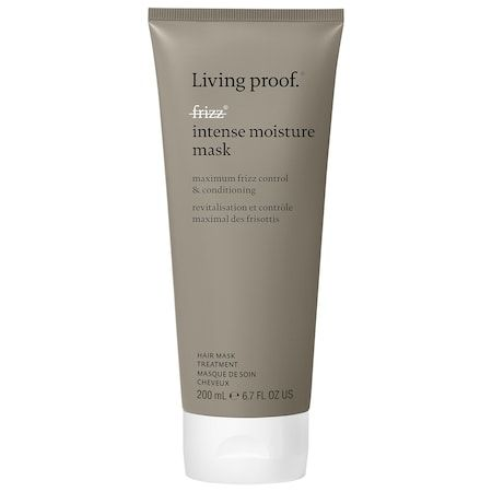 No Frizz Intense Moisture Hair Mask, Living proof., cherie