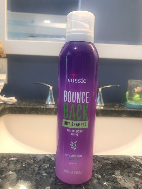 FAVORITE dry shampoo for disobedient waves!