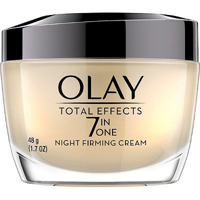 Total Effects Night Firming Cream