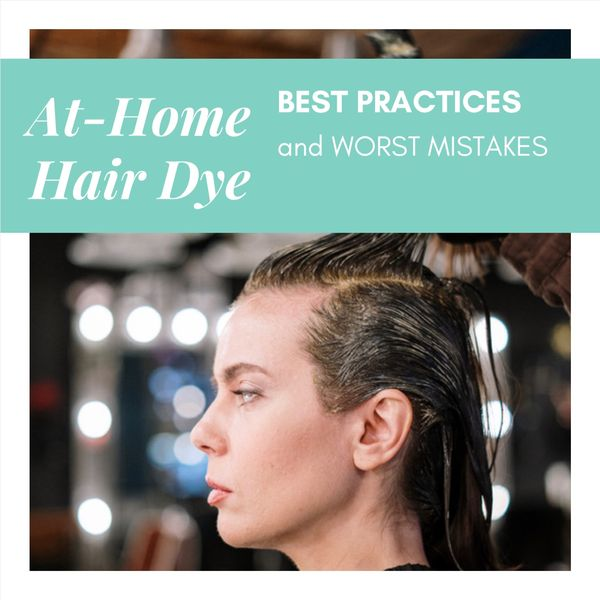 Easy Mistakes to Make with At-Home Hair Dye | Cherie