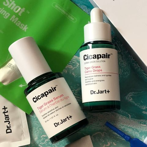 Dr Jart+ Cicapair Tiger Grass Duo