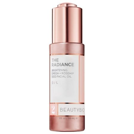 The Radiance Brightening Vitamin E + Rosehip Seed Facial Oil