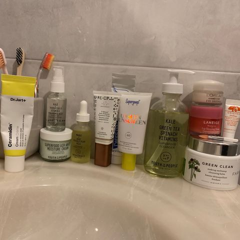 First post - My Skincare Routine