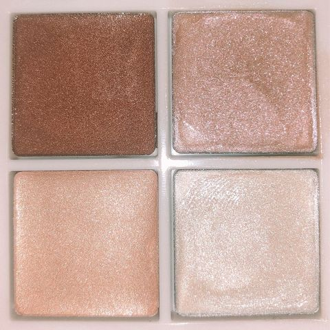 Glowing with the RMS mini living luminizer quad