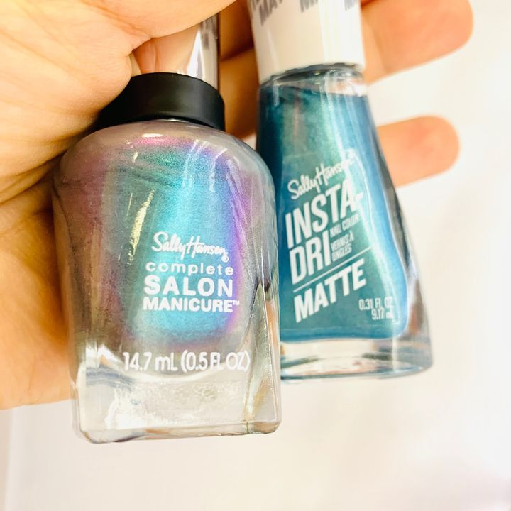 Mermaid Polish🧜‍♀️ Same Brand Dupe?