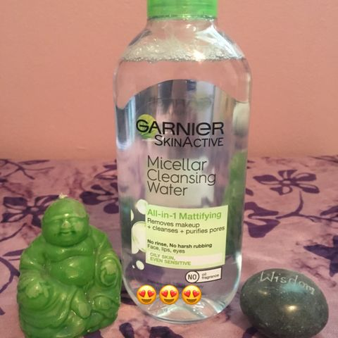 Wonderful makeup remover/pre-cleanser