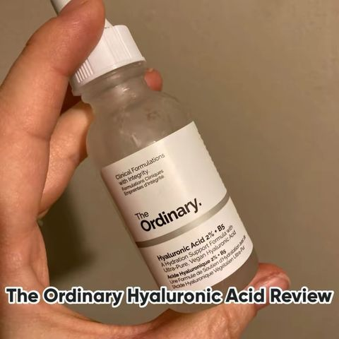 Why to Add HA Serum to your Routine