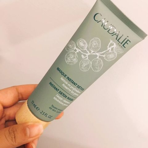 Everything you Need to Know About the Caudalie Instant Detox Mask