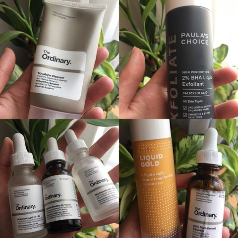 New Routine For My Combo Acne-Prone Skin