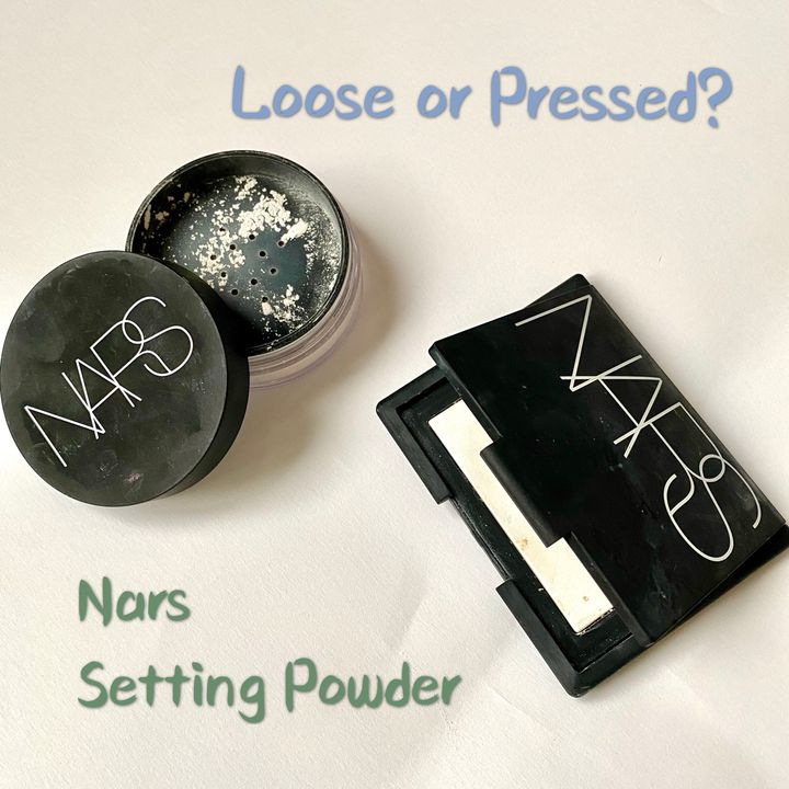 Pressed or Loose Setting Powder? Which worth my
