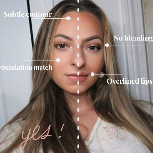 DO'S/DON'TS MAKEUP TIPS- PAST MISTAKES TO AVOID✨ | Cherie