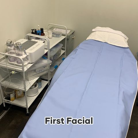 What to expect your first facial