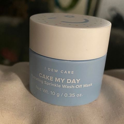 Empty Product//I dew Care mini cake my day