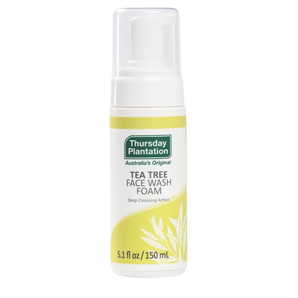 Tea Tree Face Wash Foam, Thursday Plantation, cherie