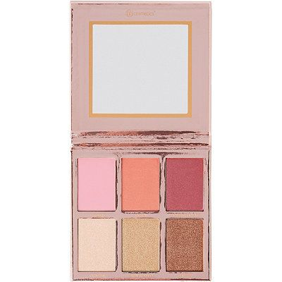 Blushing in Bali - 6 Color Blush & Highlighter Palette