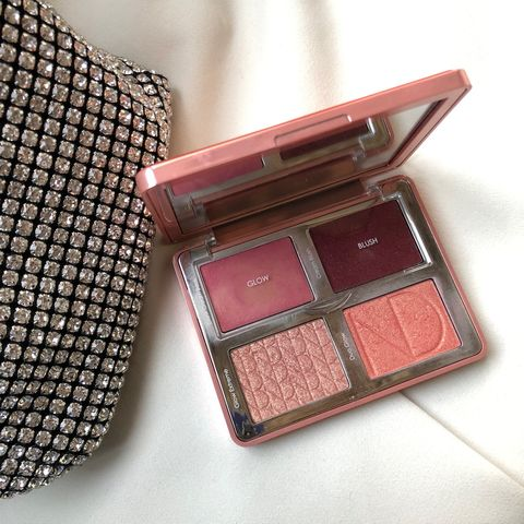 More Than Just Blush! Try it on your lips!