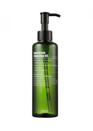 From Green Cleansing Oil