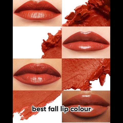 this is the best fall lip colo