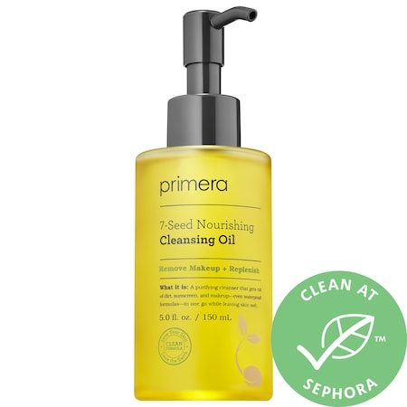 7-Seed Nourishing Cleansing Oil