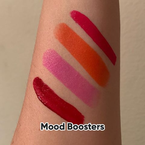 🚀BOOST Your mood with these lipsticks