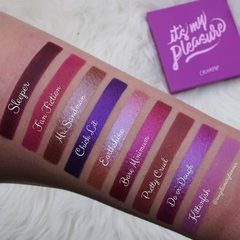 ColourPop Cosmetics 'It's My P