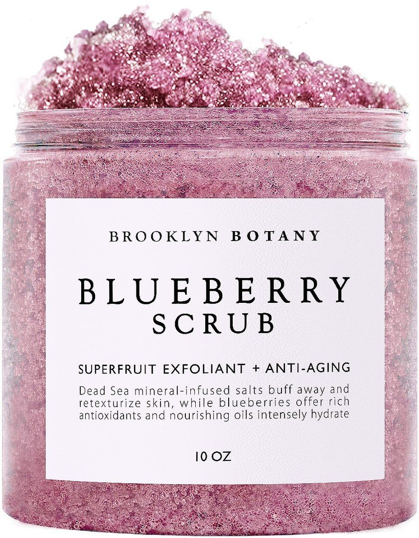 BLUEBERRY BODY SCRUB