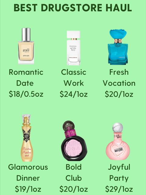 Best affordable perfumes that smell LUXE❤Floral and woody favorites for UNDER $30!